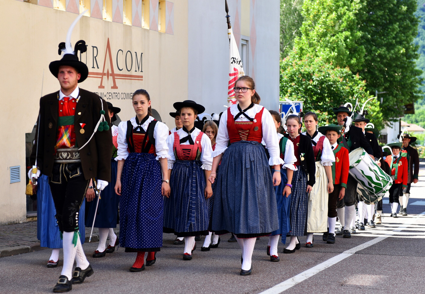 Einladung zum 15. Gesamttiroler Jungschützentreffen