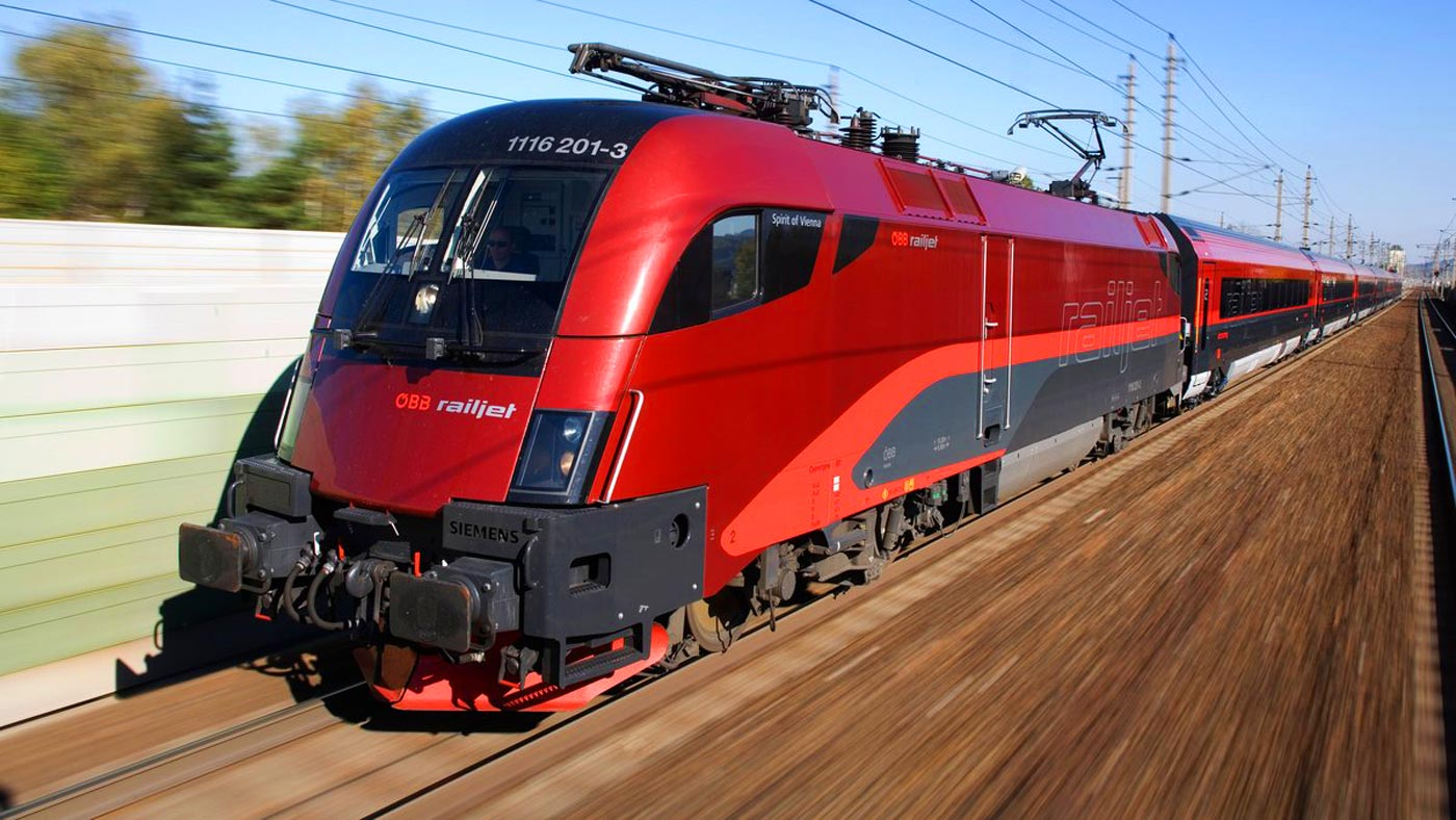 Schützenbund regt Railjetverbindung nach Wien an