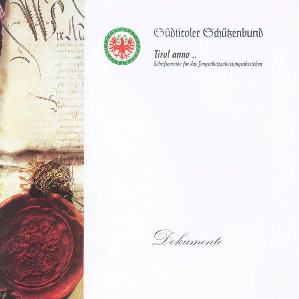 Tirol-anno-Dokumente