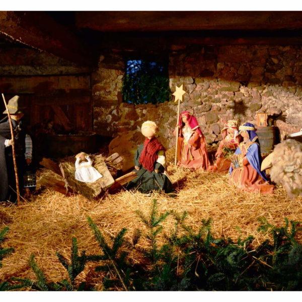 Weihnachtskarte-Krippe-Terlan
