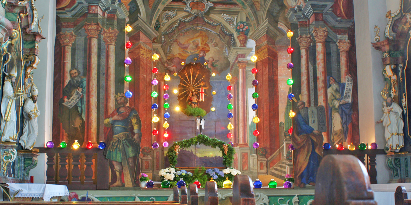 """Ostern 2017: """"Halleluja, Jesus lebt!"""""""