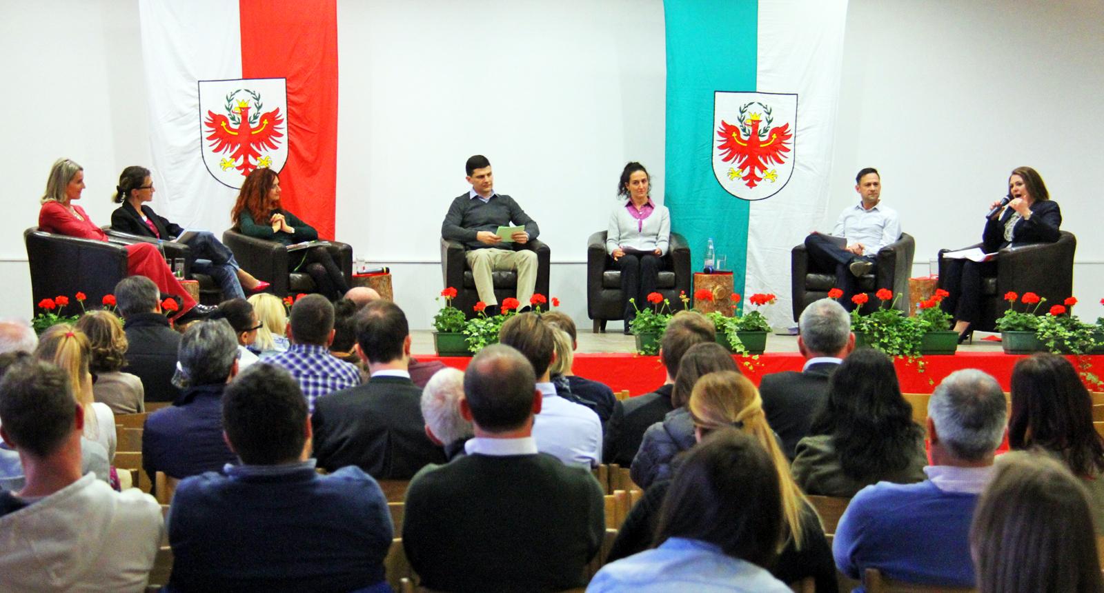 Schutz der deutschen Sprache in Ballungszentren