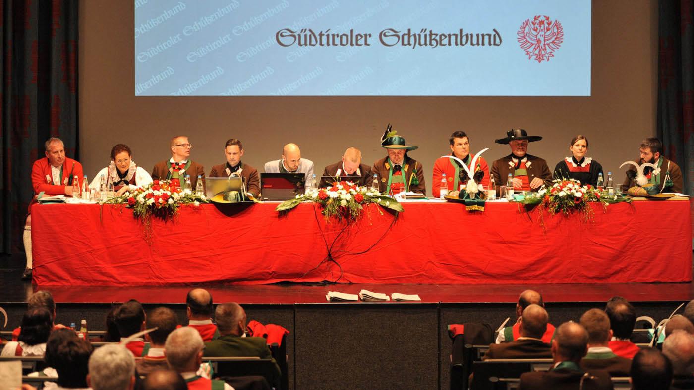 """52. Bundesversammlung des SSB – """"Süd-Tirol kann"""""""