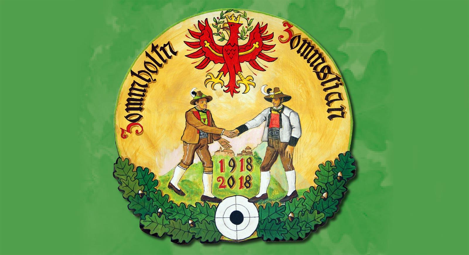 Tiroler Gedenkschießen 1918/2018