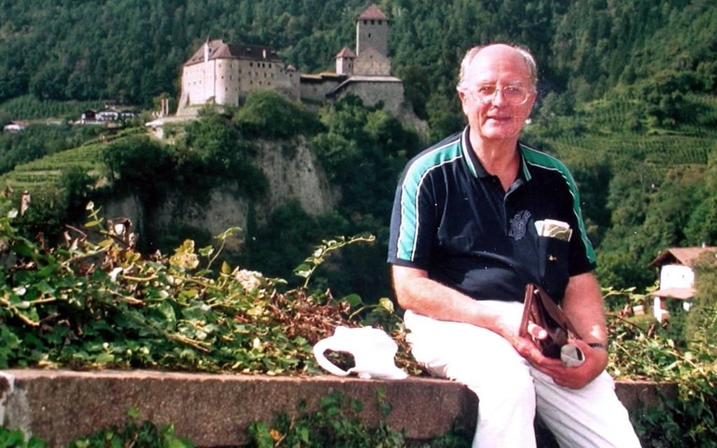 Freiheitskämpfer Prof. Dr. Günther Andergassen verstorben