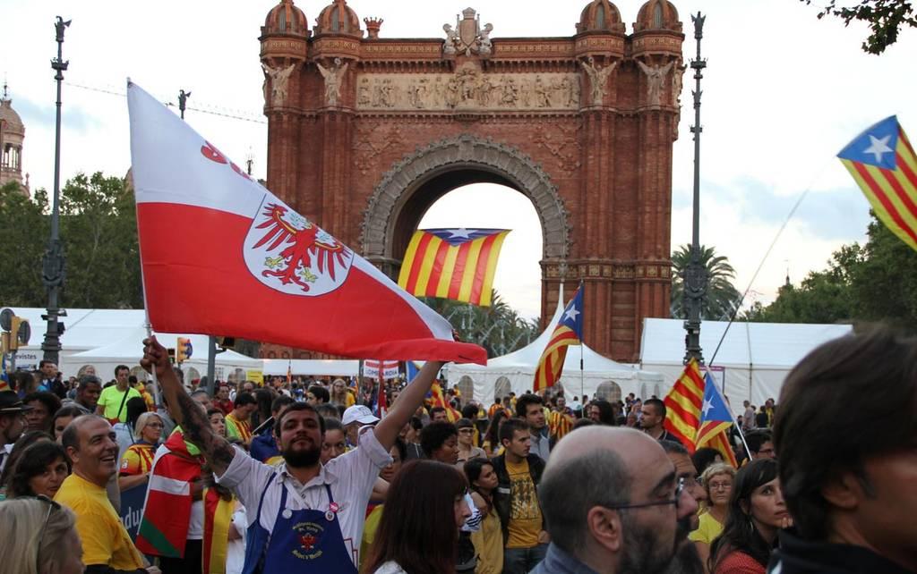 Teilnehmer für die Fahrt zum katalanischen Nationalfeiertag gesucht