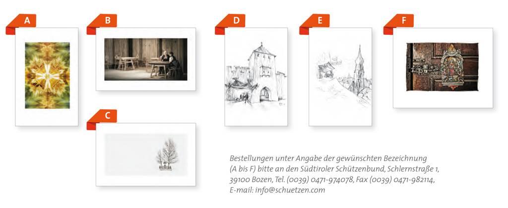 Weihnachtskarten-Spendenaktion 2012