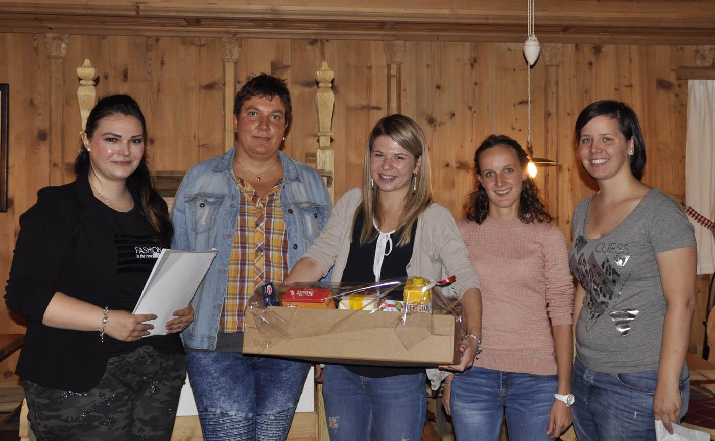 Freundschaftsschießen der Marketenderinnen der Bezirke Brixen und Pustertal