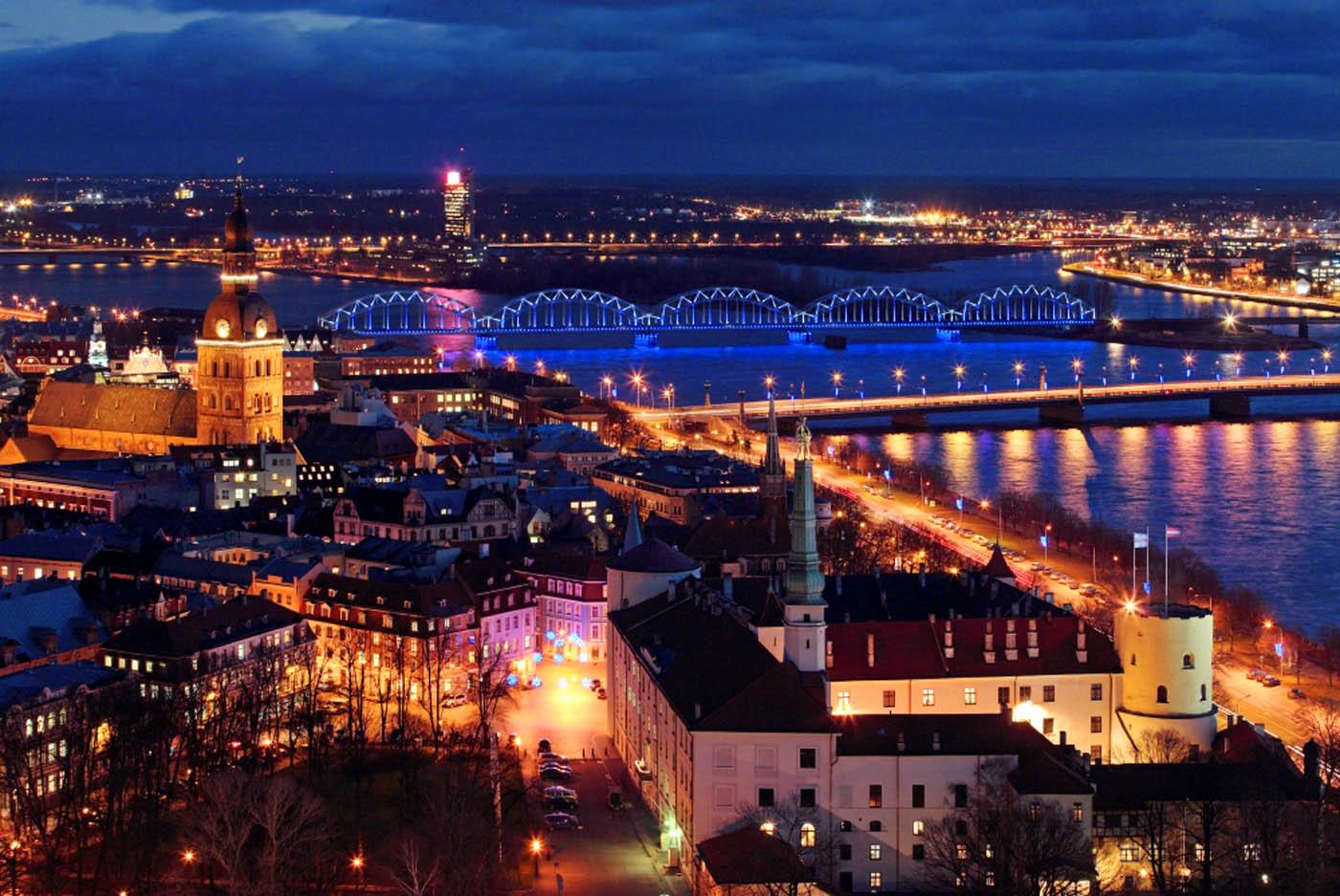 Bildungsreise des Südtiroler Schützenbundes nach Riga/Lettland
