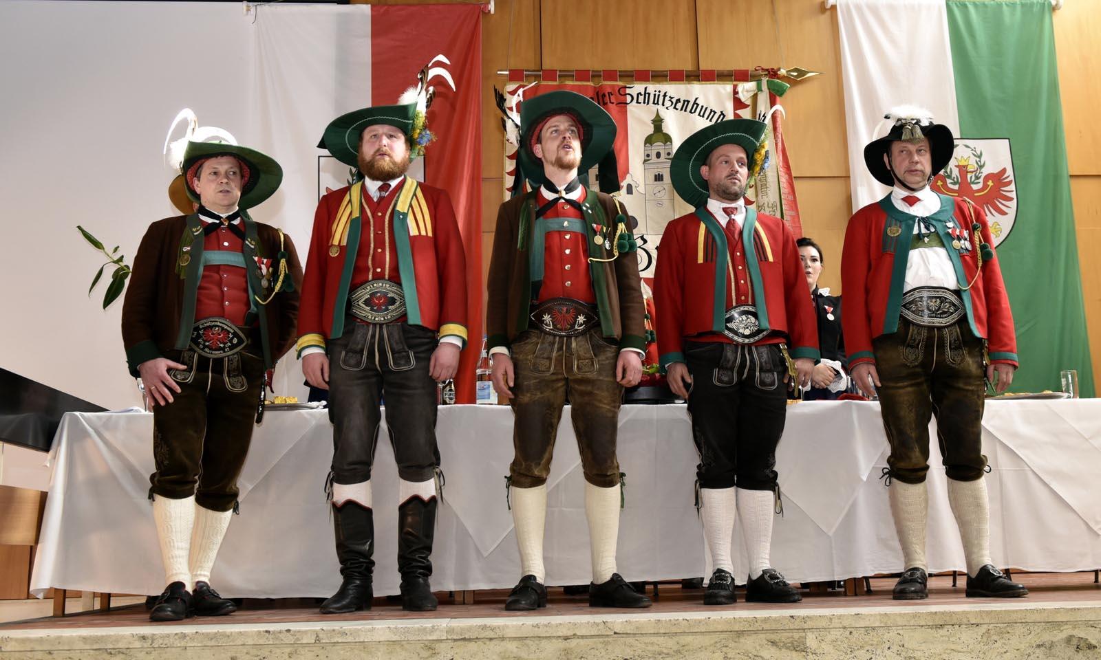 60-Jahrfeier – Generalversammlung – Bezirkstag Brixen
