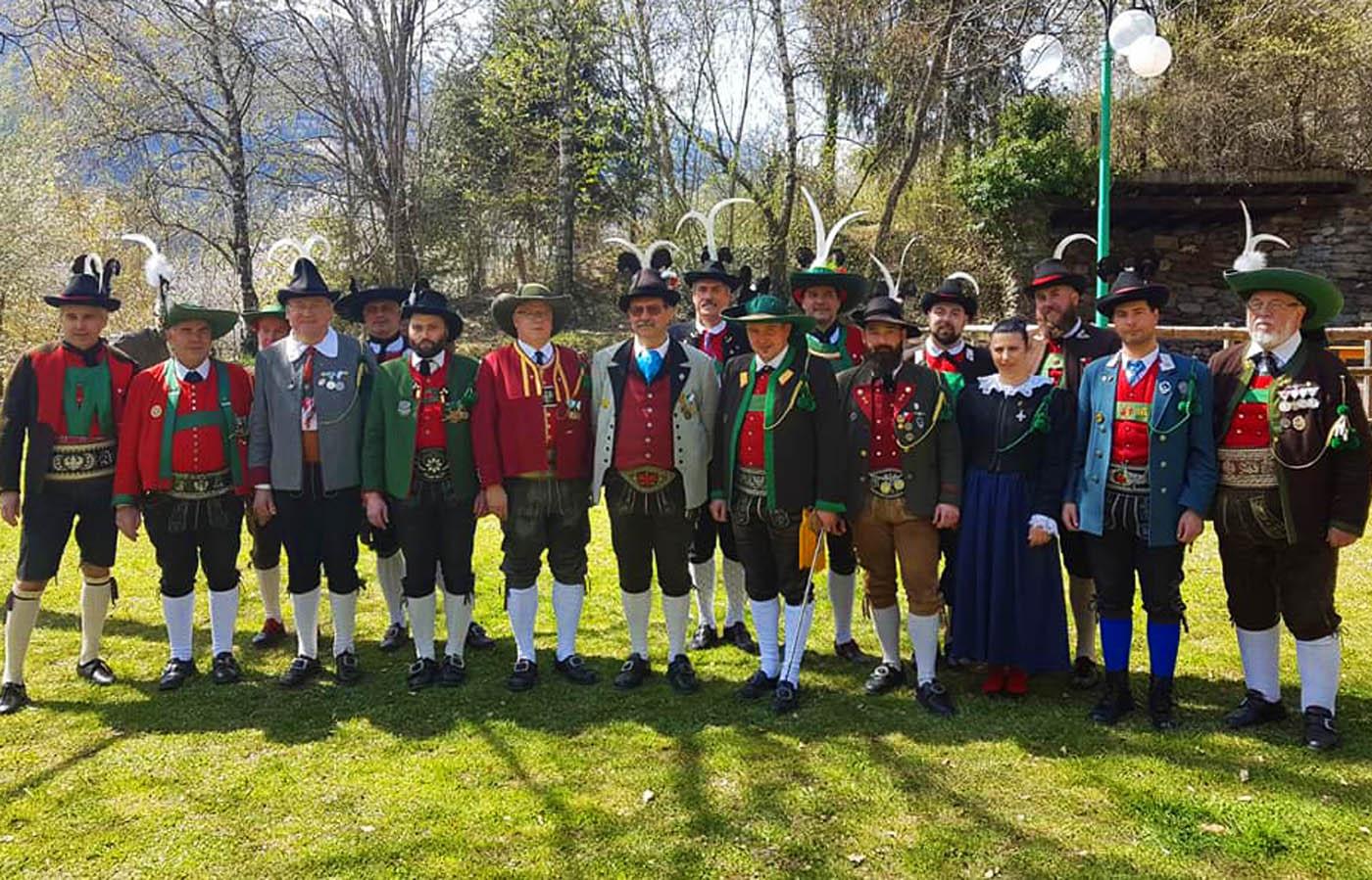 Tiroler Gedenkschießen feierlich eröffnet
