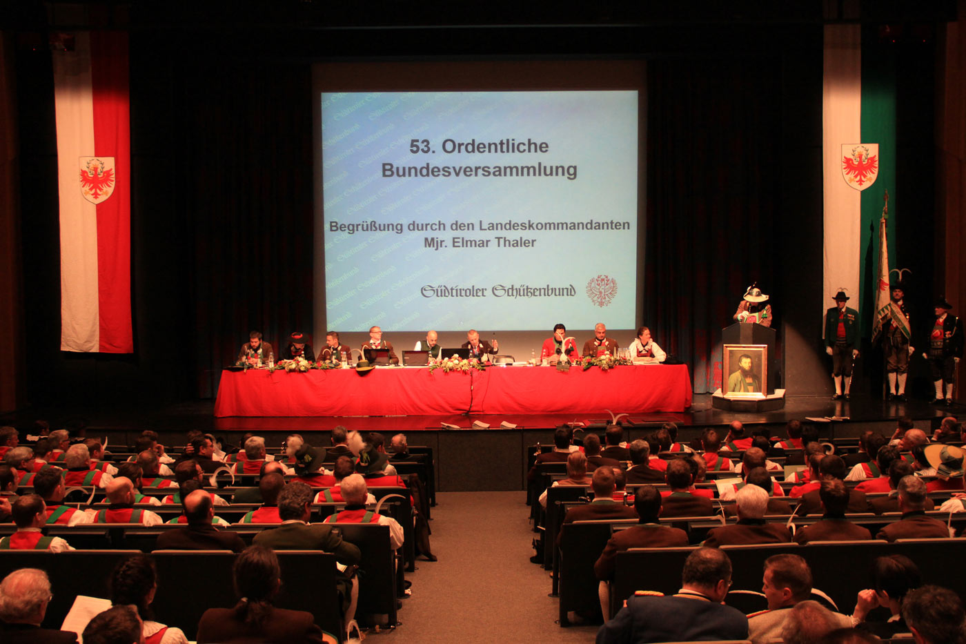 53. Bundesversammlung des SSB
