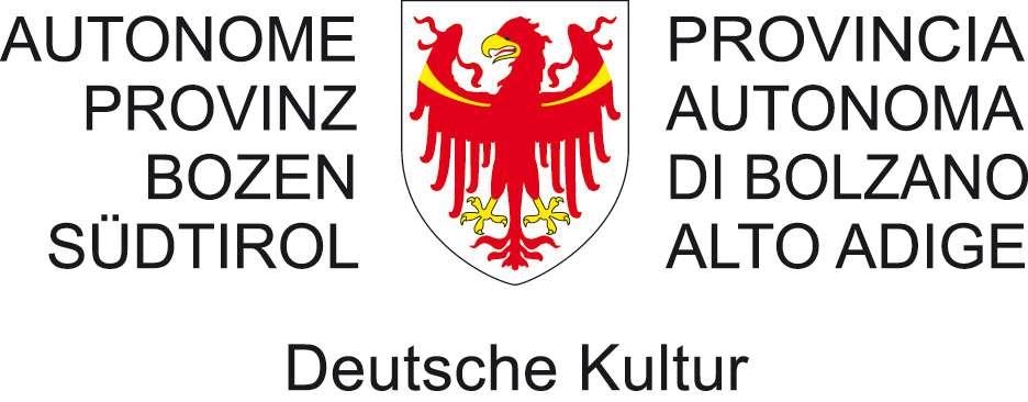 Autonome Provin Bozen Südtirol - Amt für Deutsche Kultur