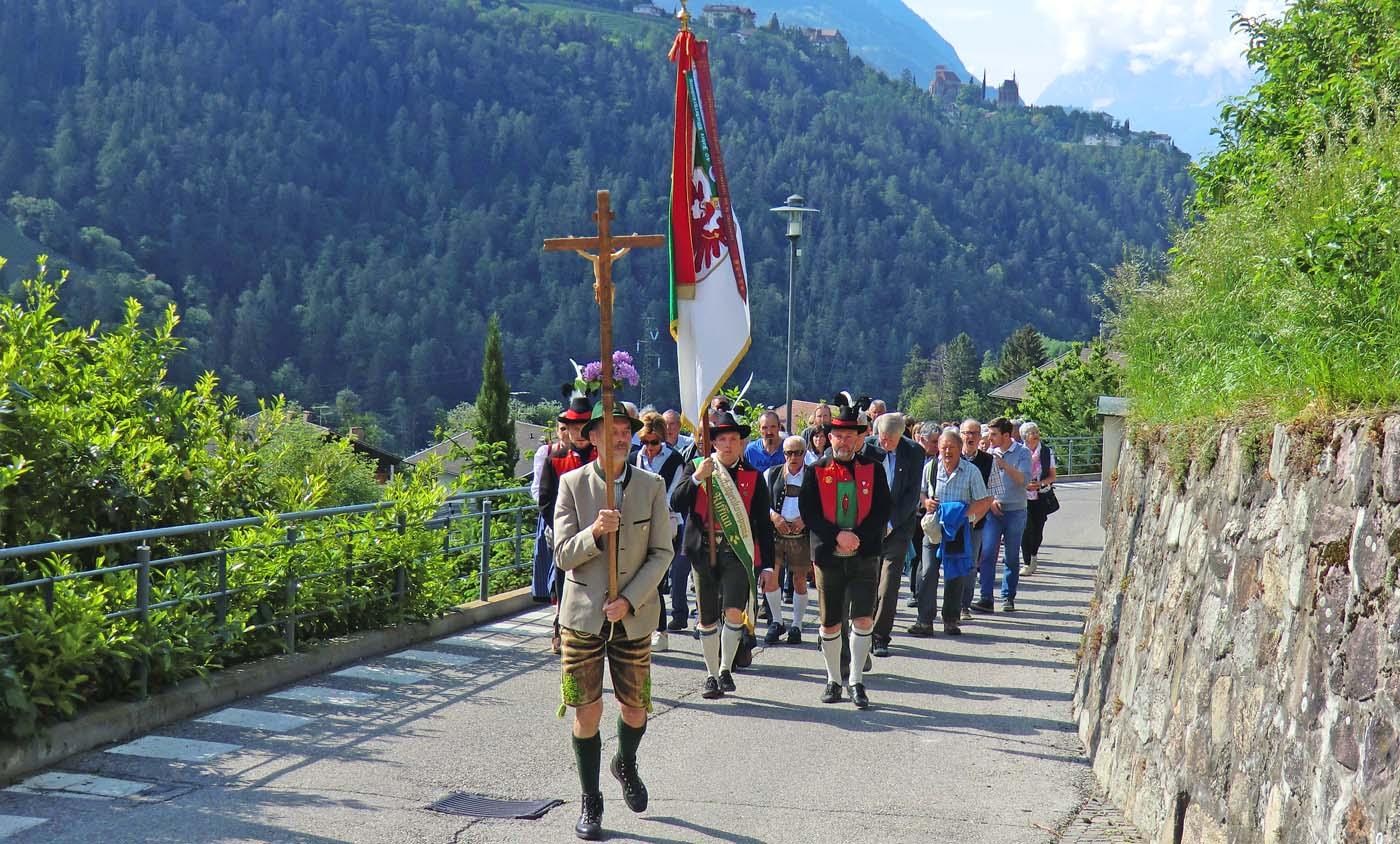 """Kennenlernen der Tiroler Wallfahrtsorte"""