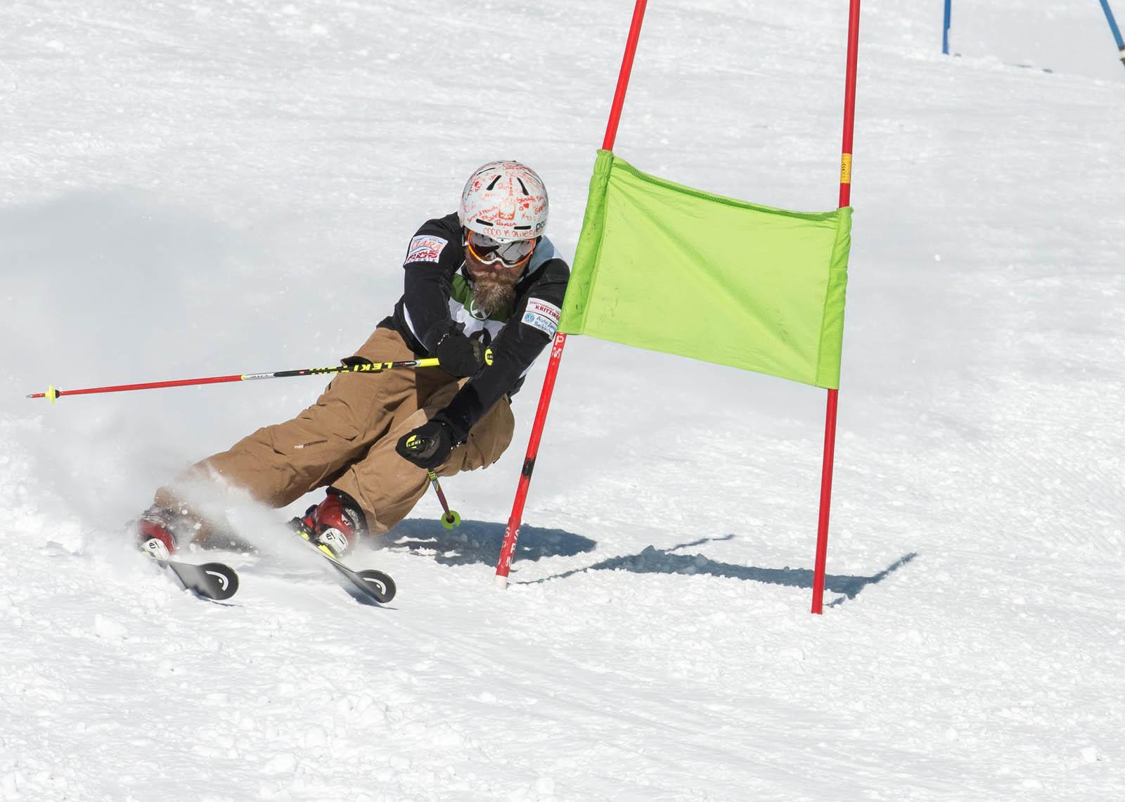 9. Skimeisterschaft der Tiroler Schützen in Obereggen