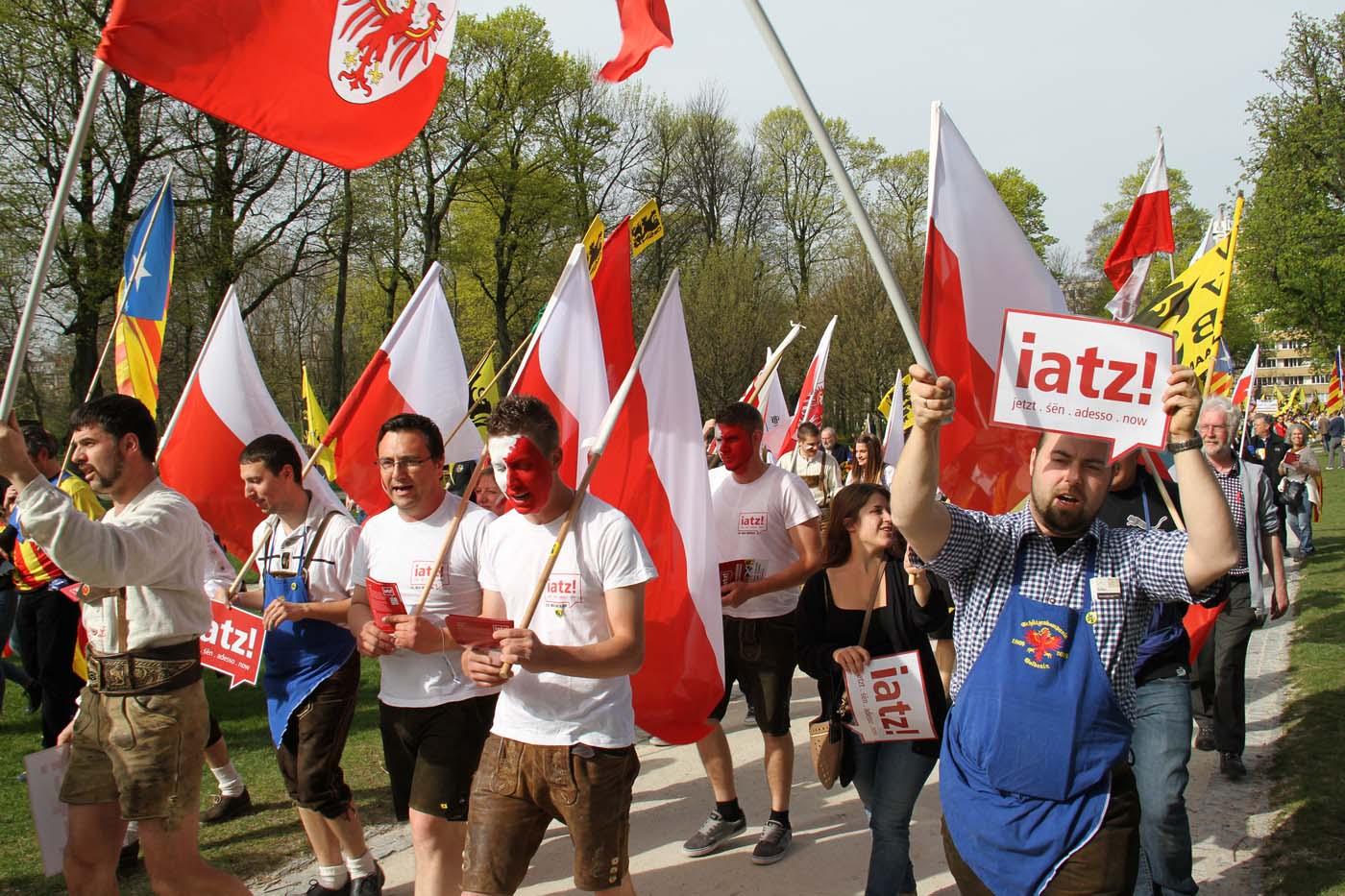 Unabhängigkeitstreffen in Brüssel – Teilnehmer gesucht