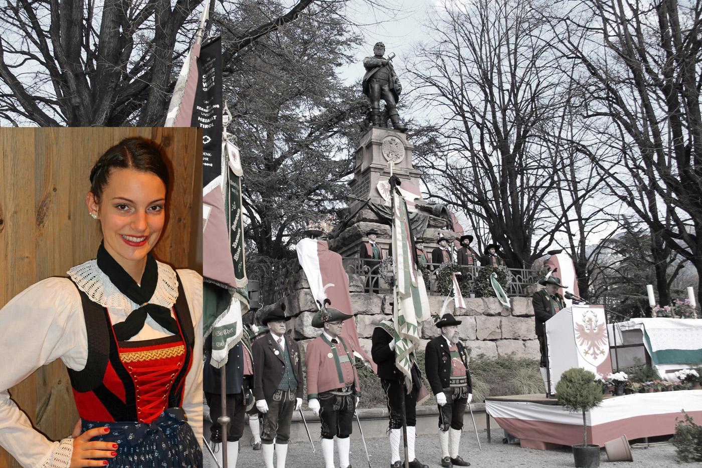 Aufruf zur Teilnahme an der Andreas-Hofer-Landesfeier