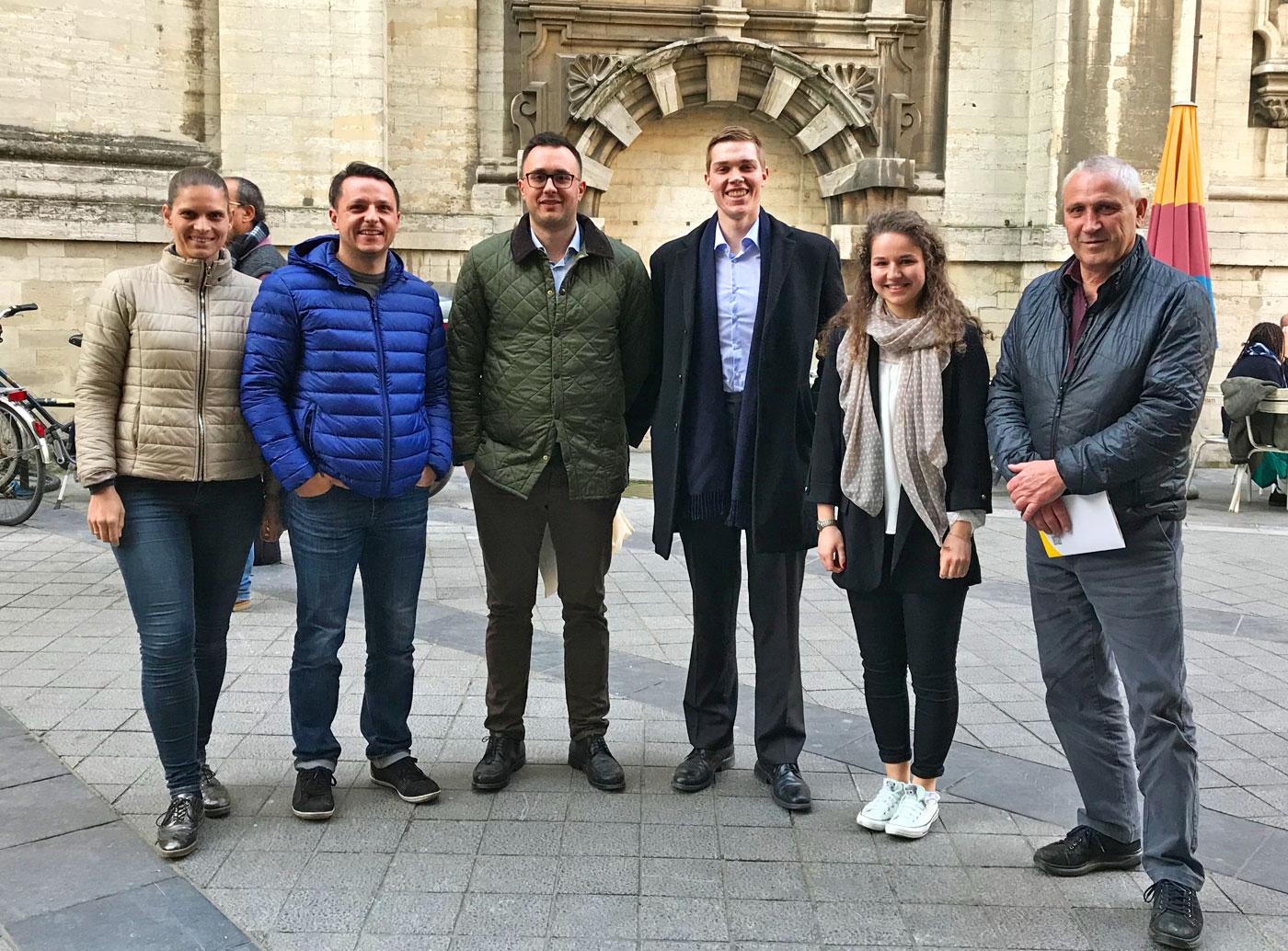 Konferenz in Brüssel: Selbstbestimmung und BREXIT