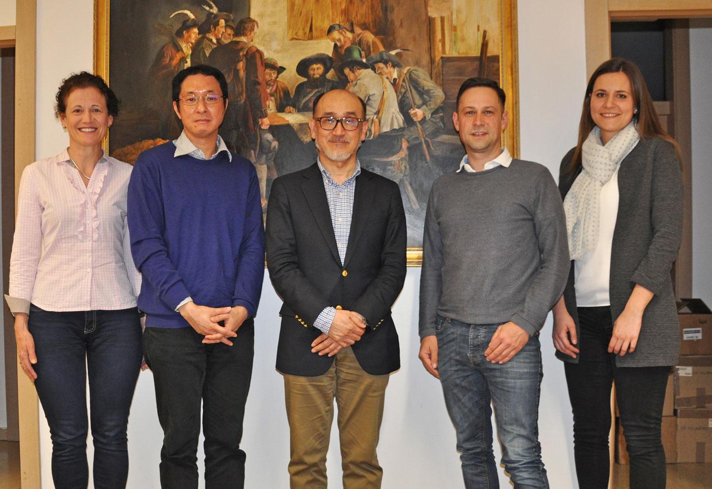 Sprach- und Bildungspolitik: Schützenbund pflegt Meinungsaustausch mit japanischen Universitätsprofessoren