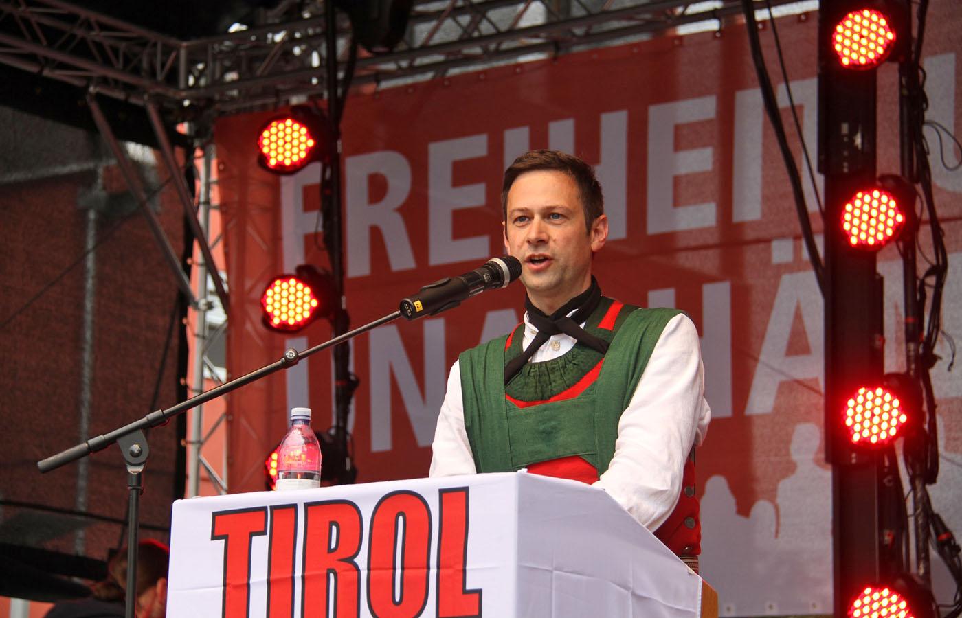 Alles für Tirol