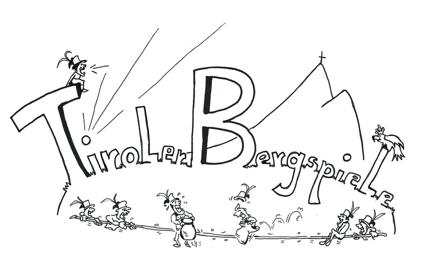 Tiroler Bergspiele am 21. Juli in Gfrill